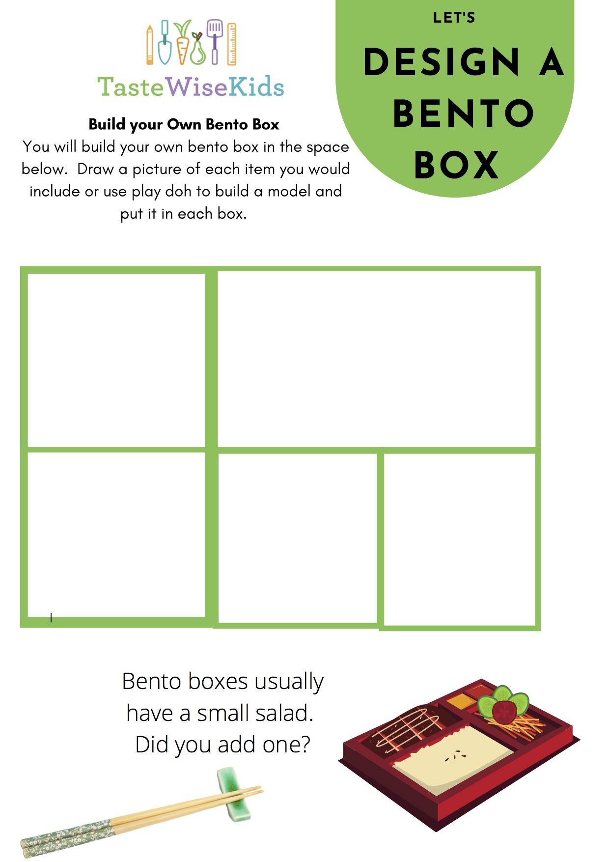 BuildaBentoBox