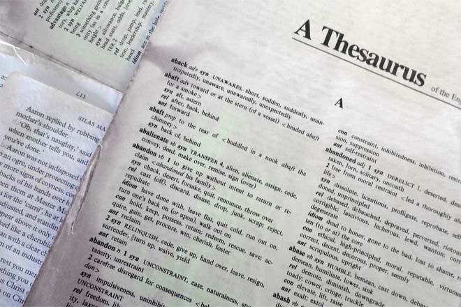 thesaurus--1